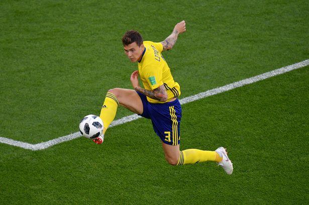 Լինդելյոֆը՝ Շվեդիայի տարվա լավագույն ֆուտբոլիստ