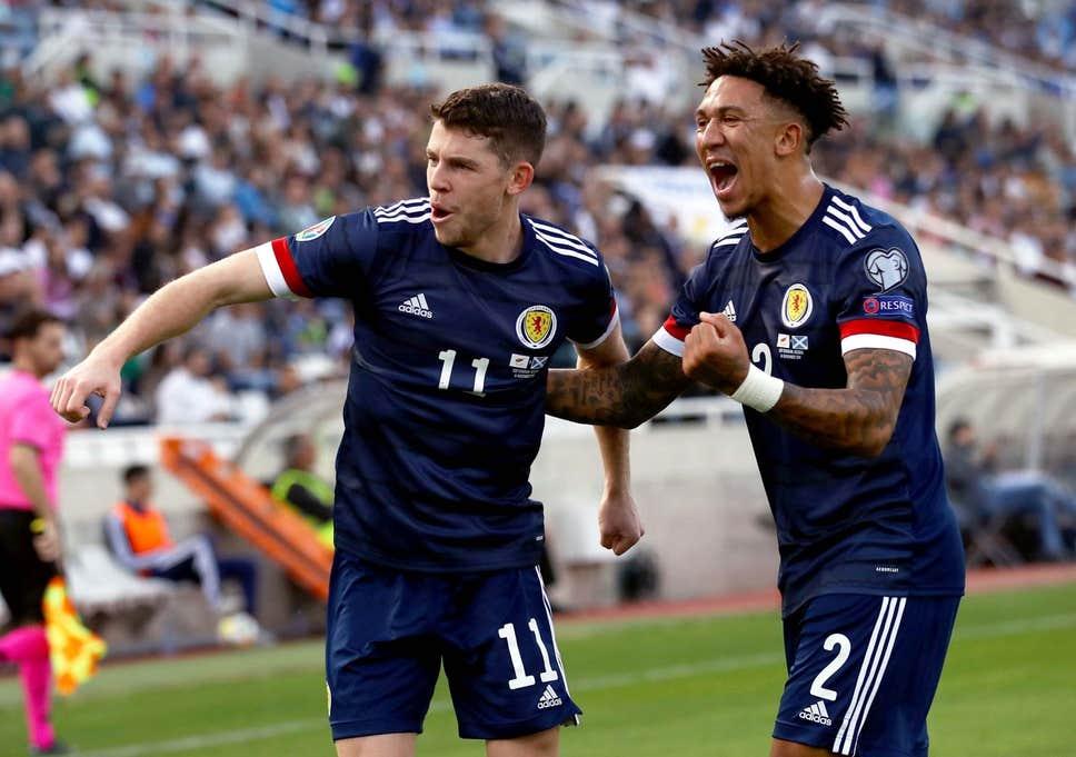 Շոտլանդիան հաղթեց Կիպրոսին Եվրո-2020-ի ընտրական փուլի խաղում