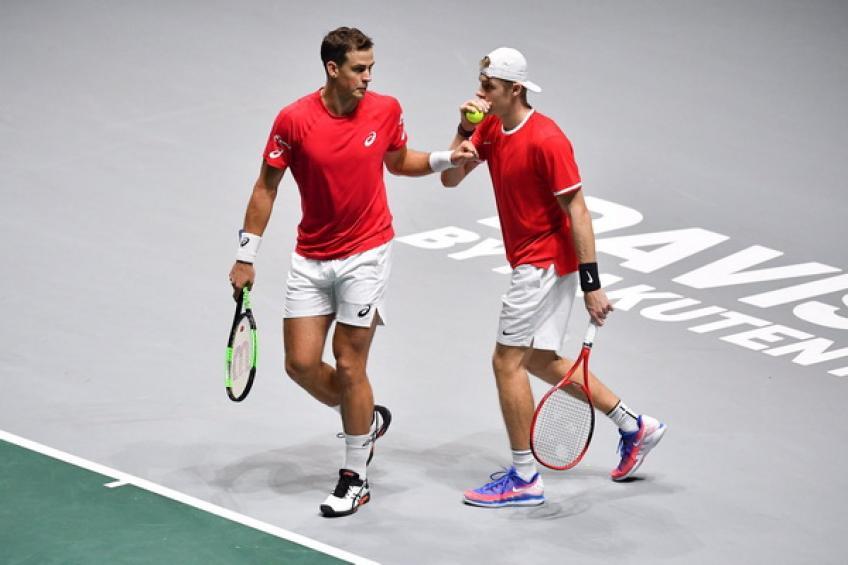 Davis Cup. Մեկնարկել է փլեյ-օֆֆը