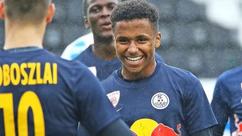 Բարսելոնան 17-ամյա ֆուտբոլիստի համար 15 միլիոն եվրո է առաջարկում