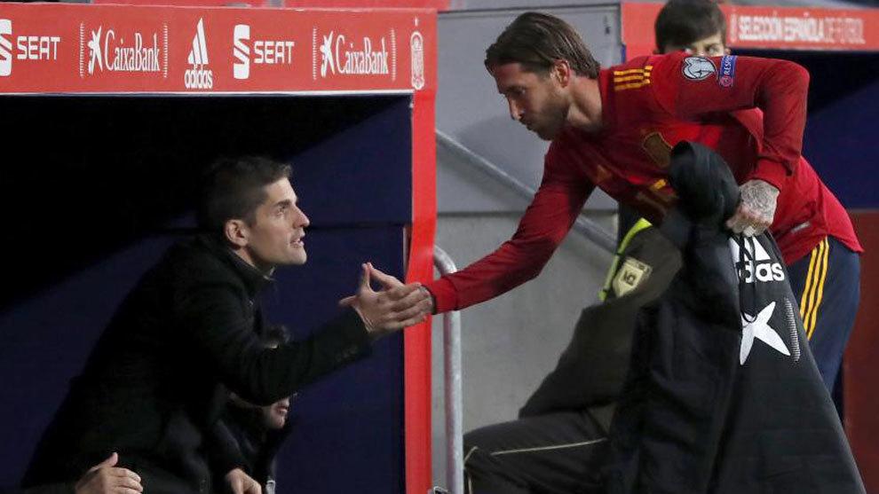 Իսպանիայի հավաքականի գլխավոր մարզիչը հեռանալու մասին իմացել է հանդերձարանում