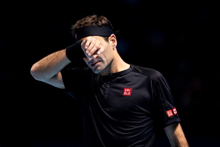 ATP Finals. Ֆեդերերը բացատրել է անսպասելի պարտության պատճառը