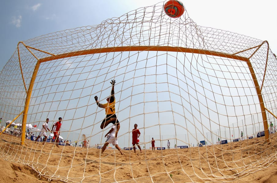 Լողափնյա ֆուտբոլի ԱԱ. Մեկնարկել է խմբային փուլը