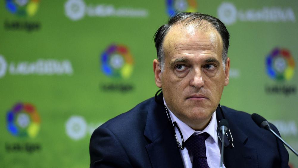 Իսպանիայի ֆուտբոլի ֆեդերացիան պահանջում է Լա Լիգայի նախագահի հրաժարականը