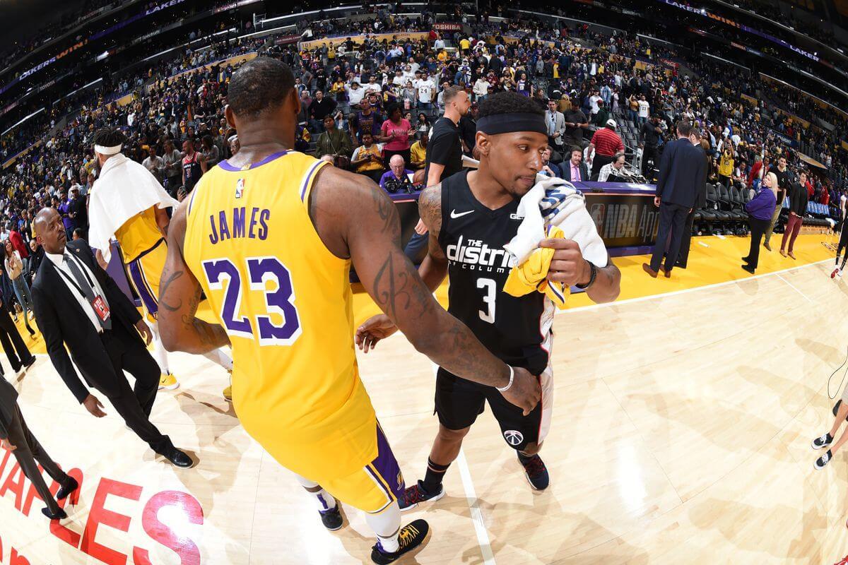 NBA. Դևիսի և Լեբրոնի դաբլ-դաբլը հաղթանակ բերեց Լեյքերսին (🎥)