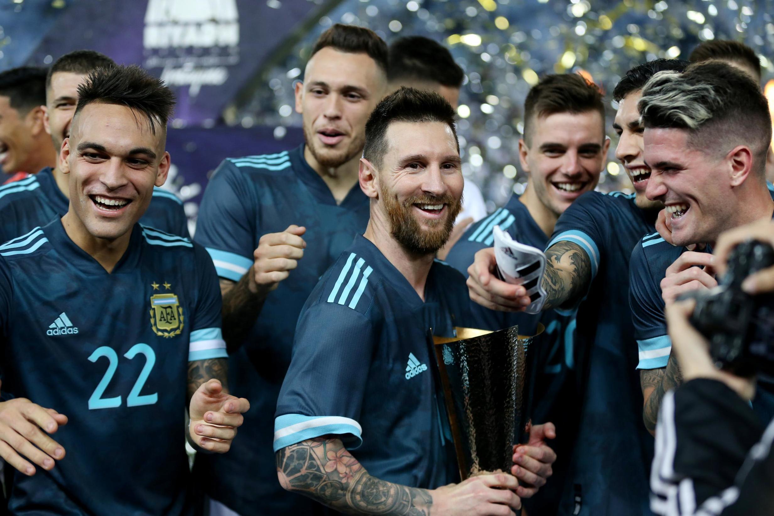 Մեսսի․ Միշտ էլ հաճելի է հաղթել Բրազիլիային