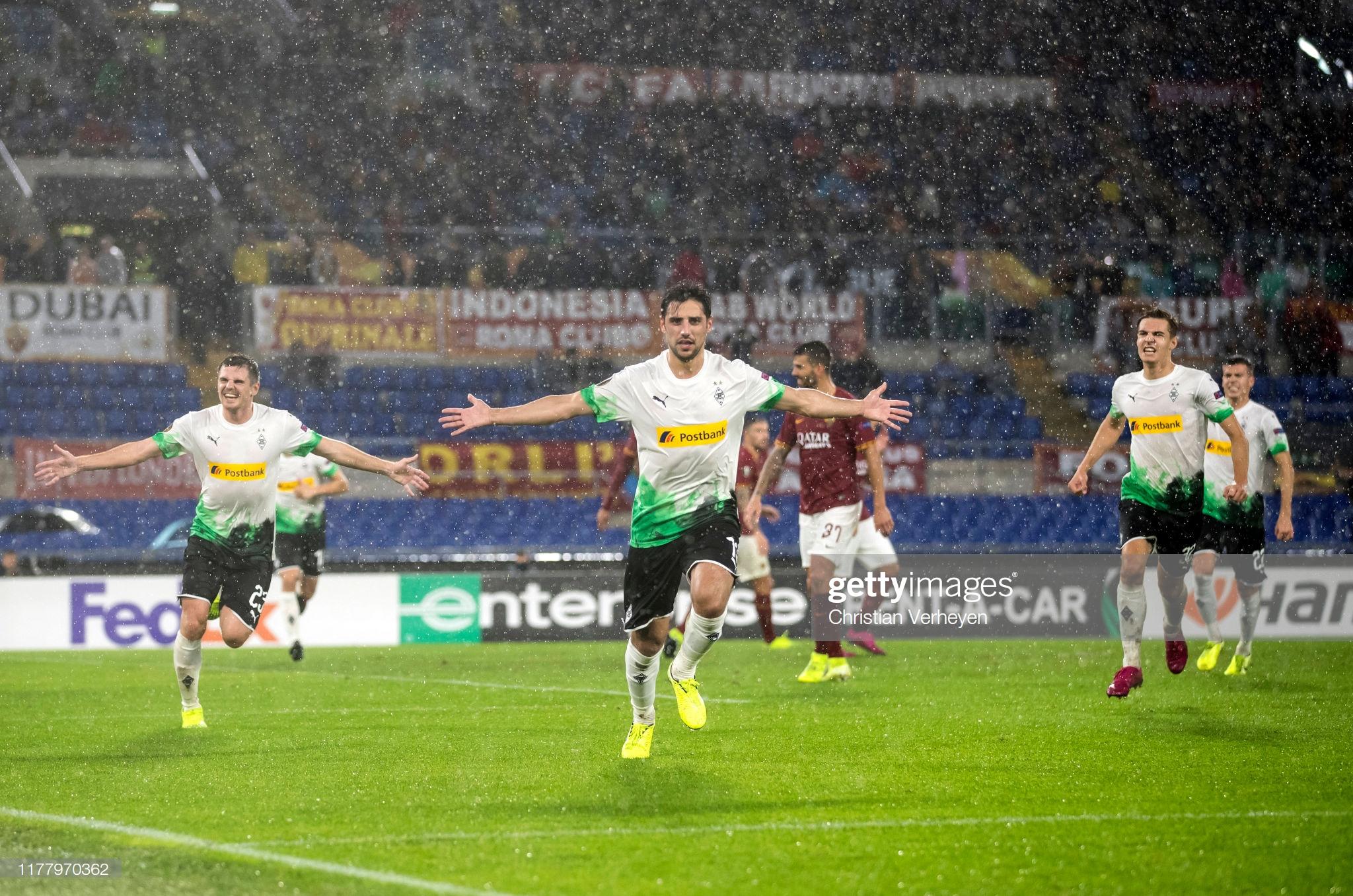 Մյունխենգլադբախի Բորուսիան 90+5 րոպեին հաղթանակ կորզեց Ռոմայի դեմ խաղում (տեսանյութ)