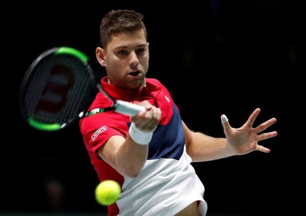 Davis Cup. Սերբիան հաղթում է Ֆրանսիային