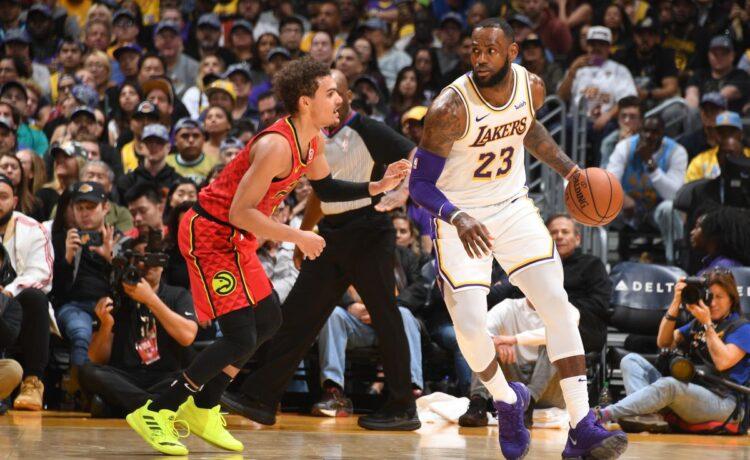 NBA. Լեյքերսը հաղթեց 4-րդ անընդմեջ խաղում (🎥)