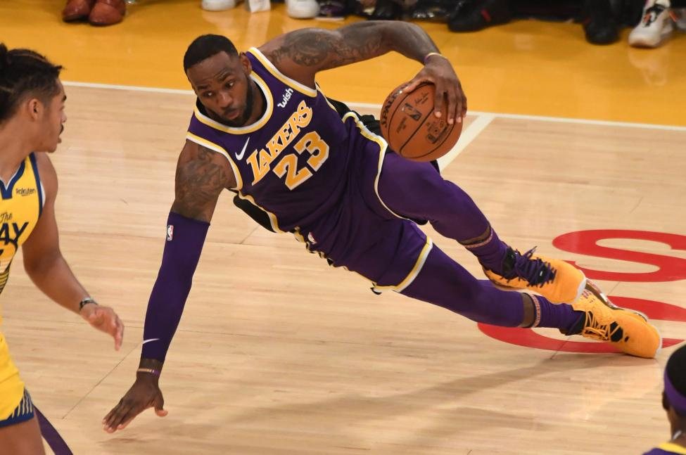 NBA. Լեբրոնի դաբլ-դաբլը օգնեց Լեյքերսին հաղթել Քինգսին (🎥)