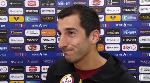 3 ամիս ու Մխիթարյանը վարժ խոսում է իտալերեն. Ռոմայում զարմացած են