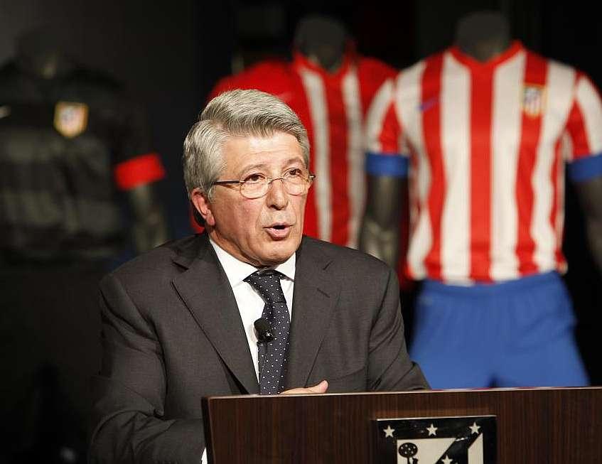Ատլետիկոյի նախագահ․ Ամռանը փորձեցինք գնել Խամեսին, բայց նա նախընտրեց Ռեալը