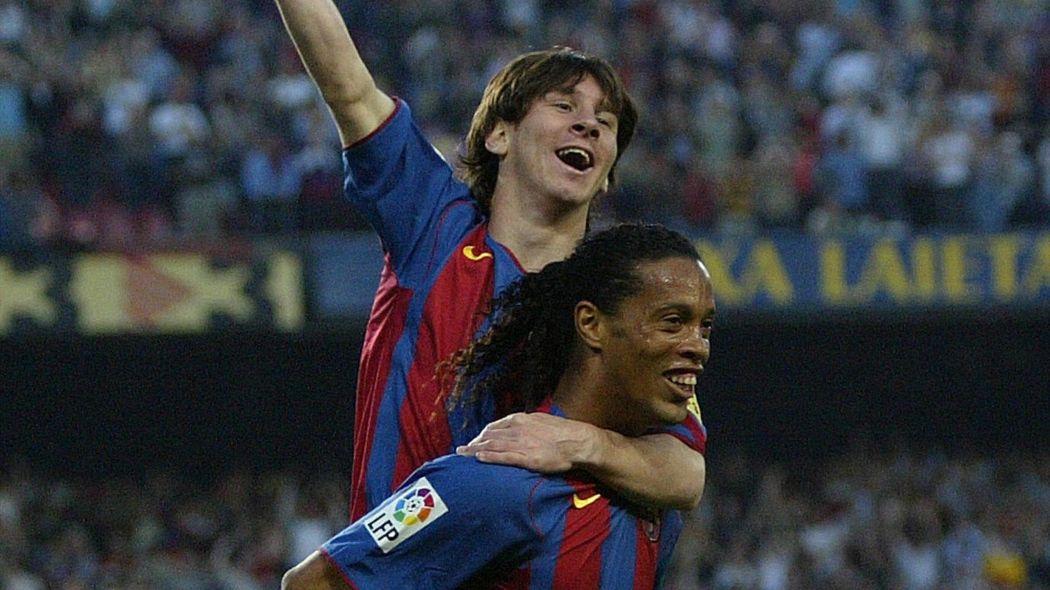Ռոնալդինյո. Մեսսին իր սերնդի լավագույն ֆուտբոլիստն է, բայց ոչ պատմության