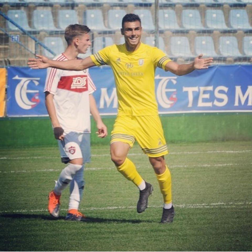 Արմեն Հովհաննիսյանը 2-րդ անընդմեջ խաղում գոլի հեղինակ է դարձել