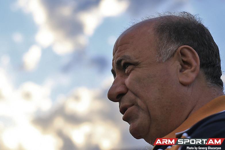 Բագրատ Նավոյանը որակազրկվել է 1 խաղով. Կայացել է ԿԿ-ի նիստը