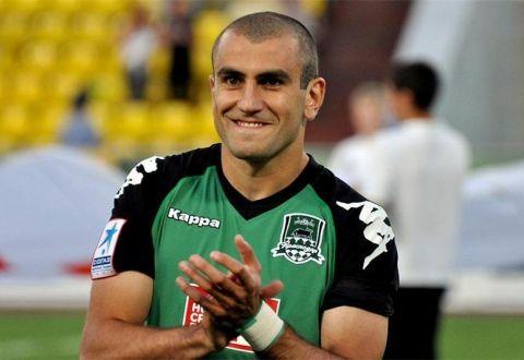 Յուրա Մովսիսյանը՝ Կրասնոդարի պատմության 3-րդ լավագույն ֆուտբոլիստ