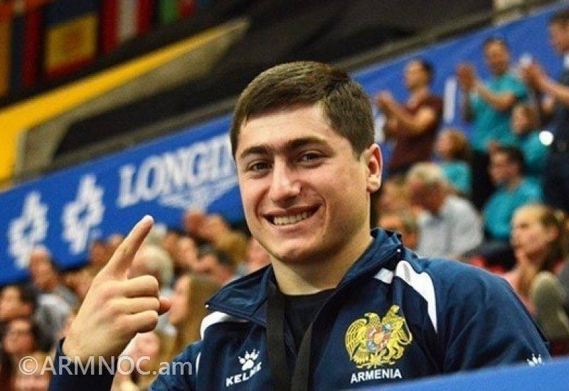 Արթուր Ավետիսյանը` տարվա լավագույն երիտասարդ մարզիկ
