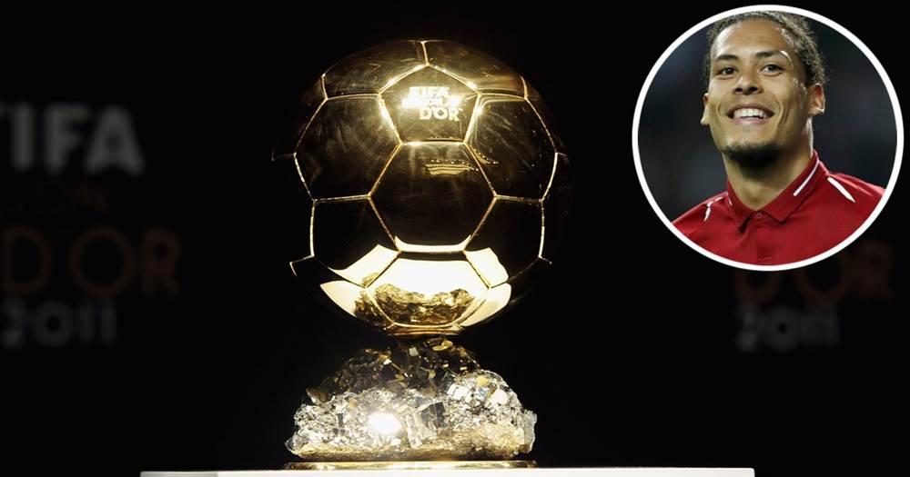Վան Դեյկ. Ոսկե Գնդակը կունենա հաղթող, բայց ոչ պարտվող