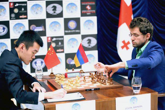 Grand Chess Tour. Արոնյանը մեկնարկեց խաղաղ արդյունքով