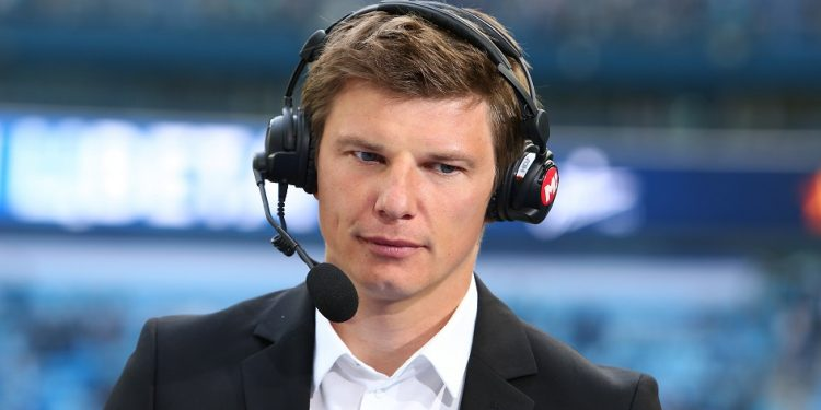 Russian Federation. Saint-Petersburg. Gazprom-arena. Football. 30 tour of the Russian Premier League, Russian Premier League, Zenit - FC Yenisey, 4:1. Andrey Arshavin.