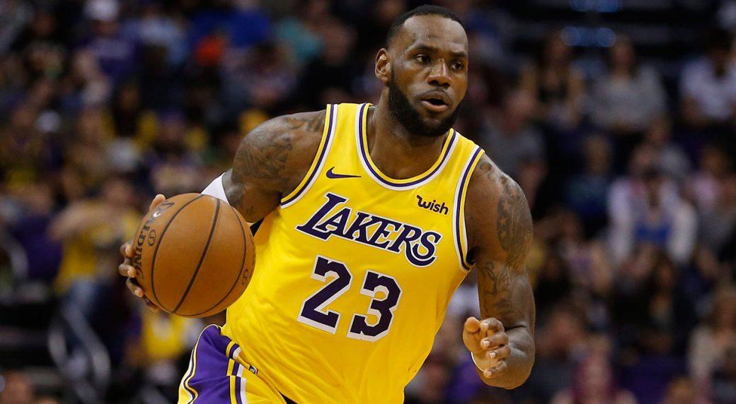 NBA. Լեբրոնի դաբլ-դաբլը հաղթանակ բերեց Լեյքերսին (🎥)