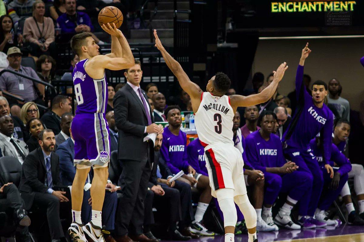 NBA. Պորտլանդը ուժեղ գտնվեց Քինգսից (🎥)