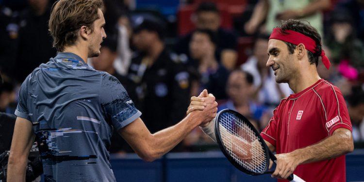 ALEXANDER ZVEREV (GER)   TENNIS - ROLEX SHANGHAI MASTERS - QI ZHONG TENNIS CENTER - MINHANG DISTRICT - SHANGHAI - CHINA - ATP 1000 - 2019     © TENNIS PHOTO NETWORK