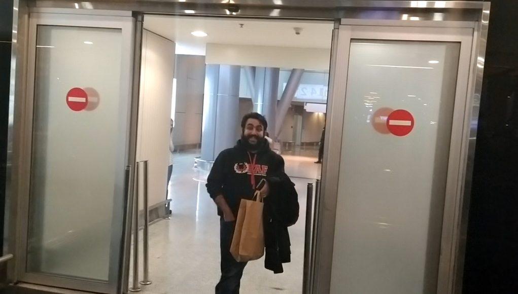 Ինչպես են FAF-ականները դիմավորել ֆիննական բանտում երկու ամիս անցկացրած Երվանդ Իսմայիլյանին (տեսանյութ)