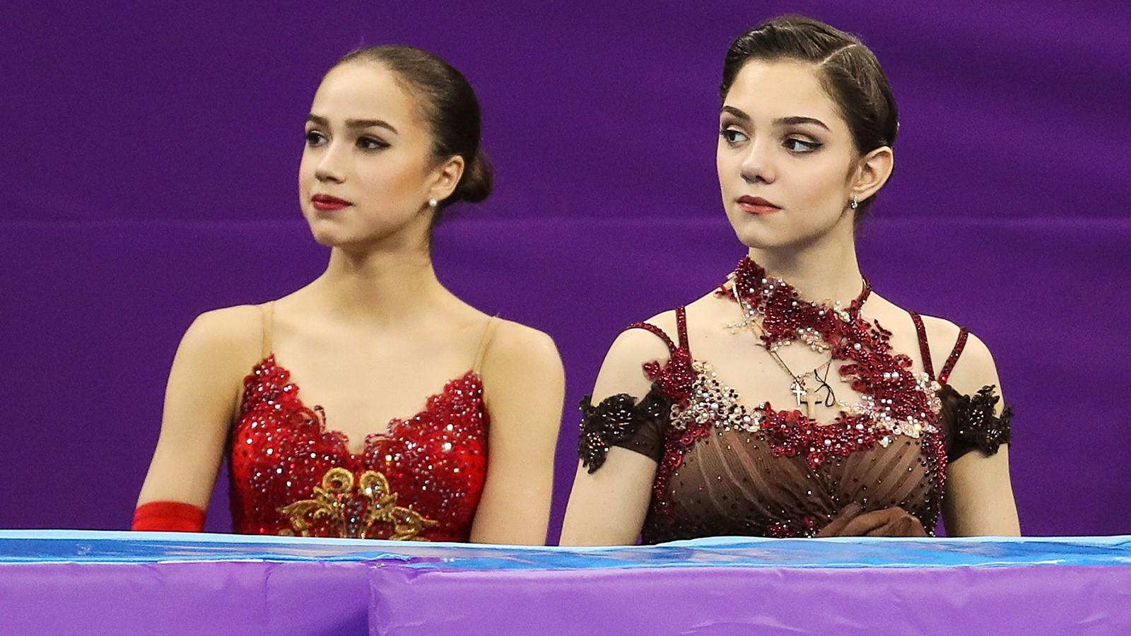 Գեղասահքի Եվրոպայի առաջնությանը Ռուսաստանի կանանց հավաքականը կմասնակցի առանց Զագիտովայի և Մեդվեդևայի