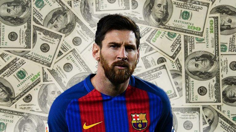 Forbes․ Մեսսին այս տարի ավելի շատ գումար է վաստակել, քան Ռոնալդուն