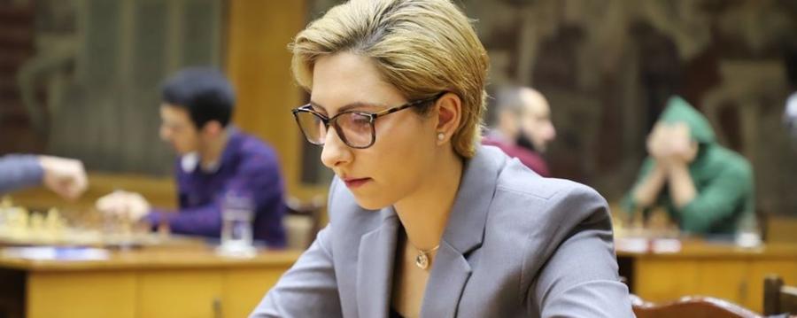 Շախմատի Հայաստանի առաջնություն․ Մարիա Գևորգյանը՝ կանանց առաջնության միանձնյա առաջատար