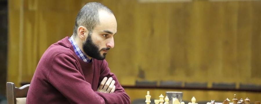 Հայաստանի շախմատի տղամարդկանց առաջնության 4-րդ տուրից հետո առաջատարը Սամվել Տեր-Սահակյանն է