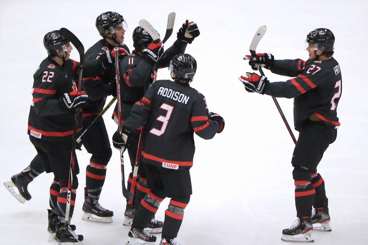 Հոկեյի երիտասարդական ԱԱ․ Կանադան հաղթեց Ֆինլանդիային․ Եզրափակչում նրանց սպասում են ռուսները
