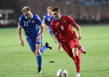 Armenia vs Liechtenstein UEFA Nations League