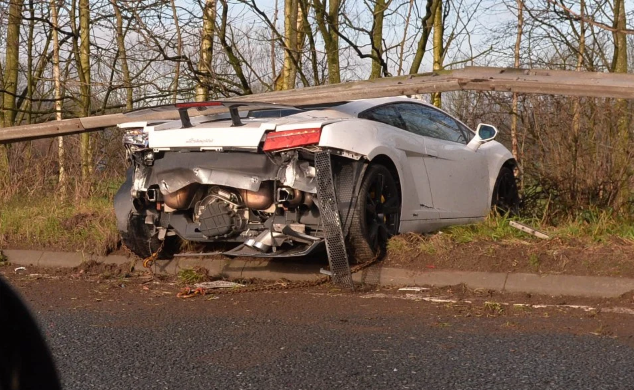 ՄՅՈւ-ի դարպասապահը վթարի է ենթարկվել՝ ջարդելով իր 220 հազար եվրո արժողությամբ մեքենան