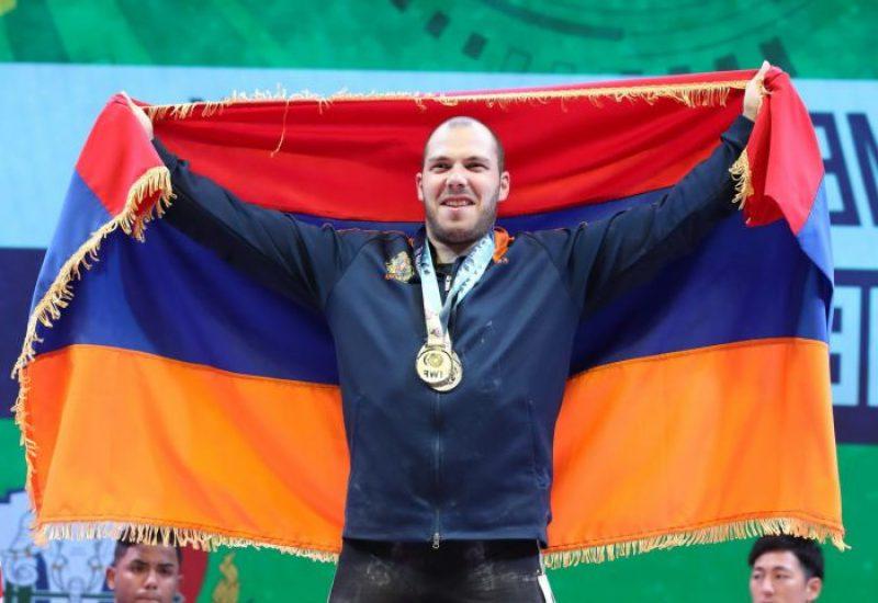Հակոբ Մկրտչյան․ Ունեմ նպատակ՝ մասնակցել Օլիմպիական խաղերին (տեսանյութ)