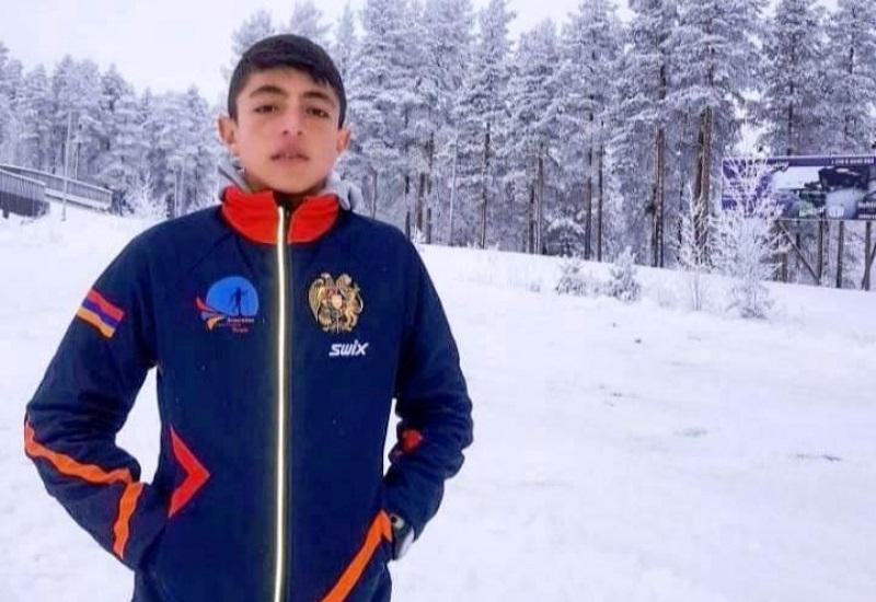 Պատանեկան օլիմպիական խաղեր. Դահուկորդ Սպարտակ Ոսկանյանն ավատել է ելույթները