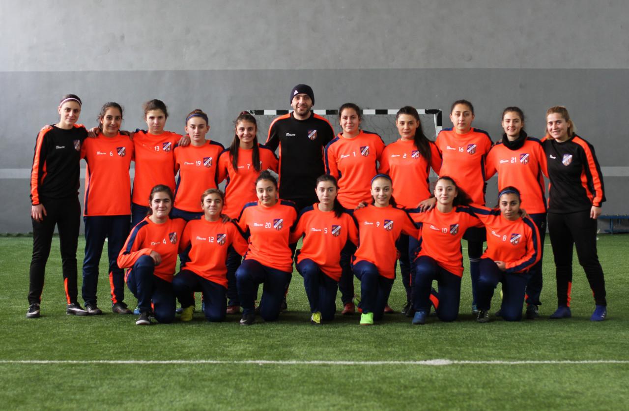 Ուրարտուի 3 ֆուտբոլիստուհի հրավիրվել է Հայաստանի Մ17 հավաքական