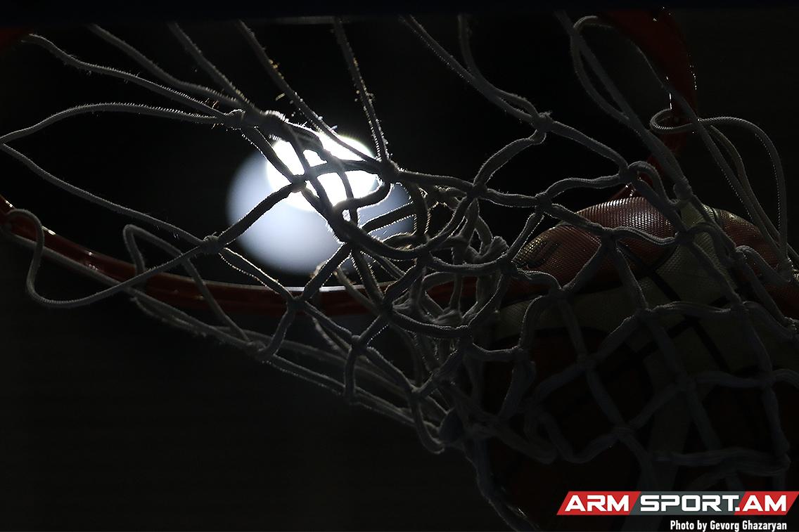 Բասկետբոլ. Ավարտվել է մինչև 16 տարեկանների ՀՀ առաջնության առաջին շրջանը