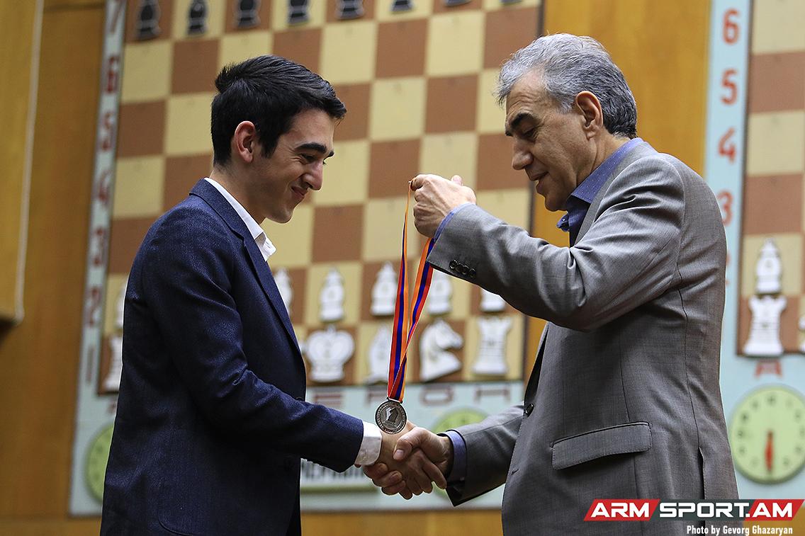 Հայկ Մարտիրոսյան․ Ամենամեծ մոտիվացիաս նախկին մարզչիս նվիրված հուշամրցաշարում հաղթելն էր