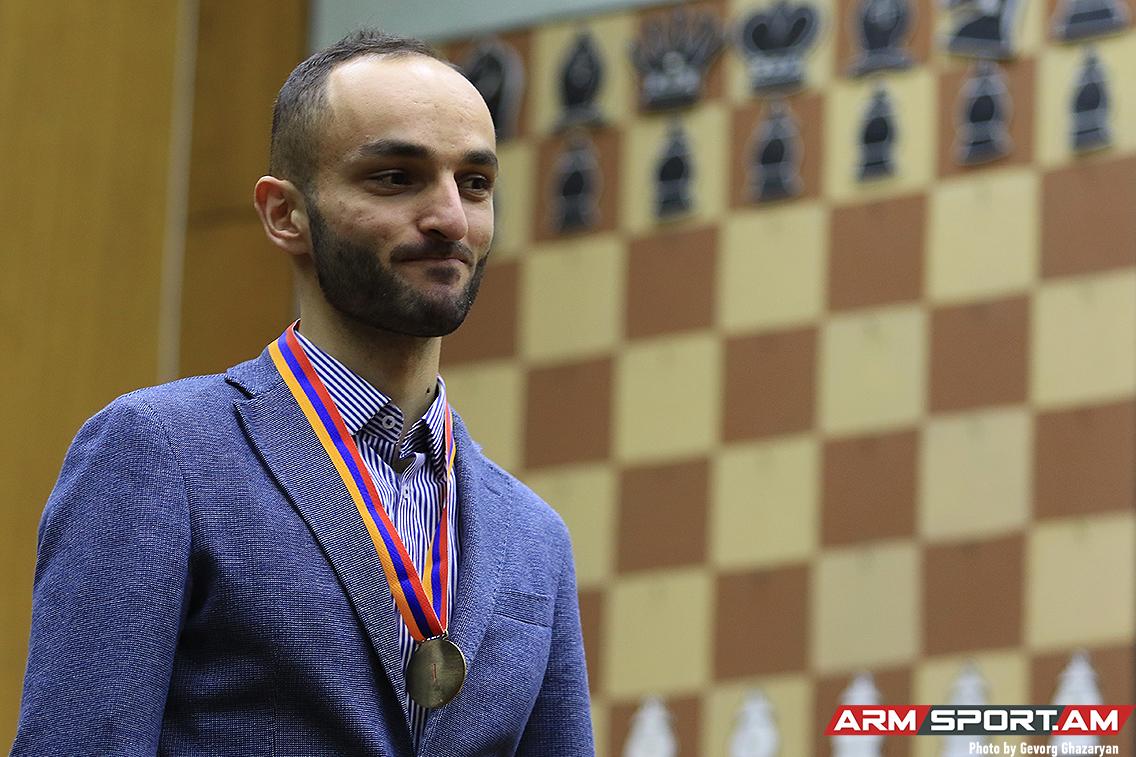 Սա երազանք էր․ Սամվել Տեր-Սահակյանը՝ շախմատի Հայաստանի չեմպիոն դառնալու ու 44-րդ Օլիմպիադային մասնակցելու իրավունք ստանալու մասին