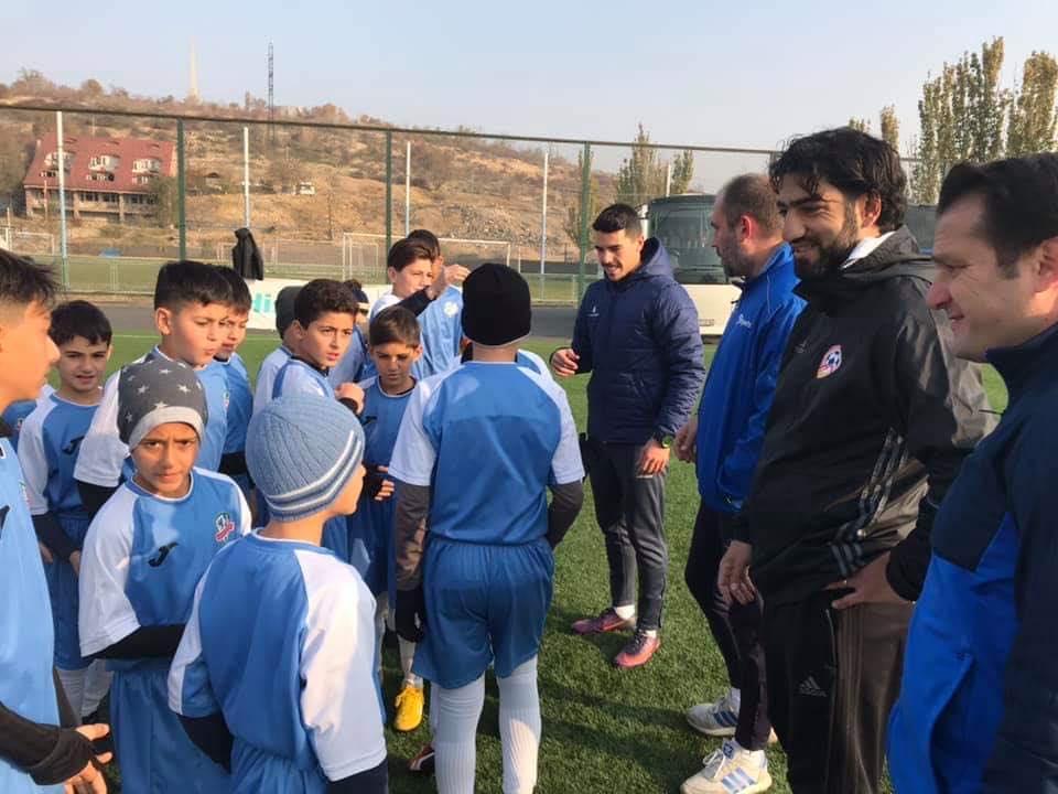 Պորտուգալական Bsports ֆուտբոլի ակադեմիան հայ պատանիների համար երկրորդ ճամբարն է կազմակերպում