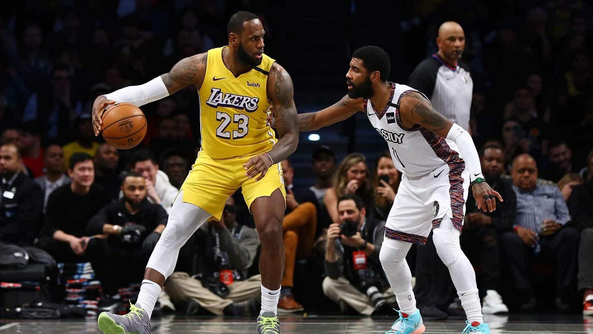 NBA. Լեբրոնի թրիփլ-դաբլը հաղթանակ է բերում Լեյքերսին (🎥)