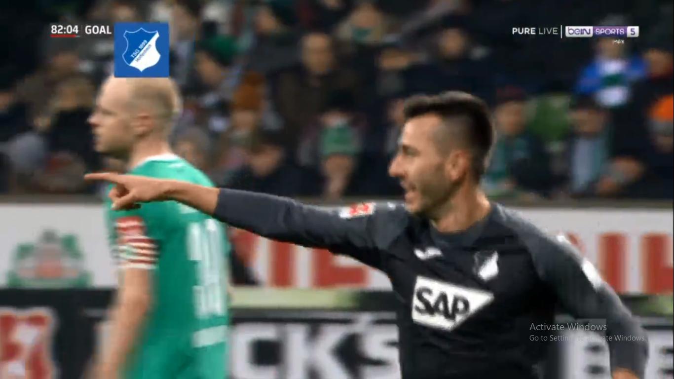 Սարգիս Ադամյանը գոլի հեղինակ դարձավ Վերդերի դեմ խաղում (տեսանյութ)