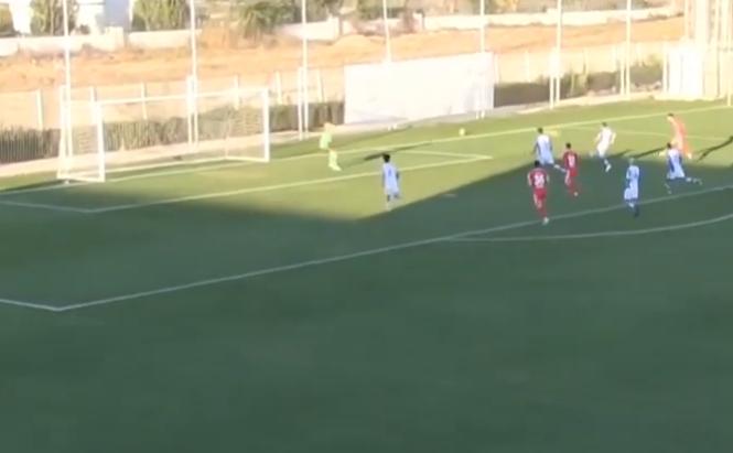 Հայ ֆուտբոլիստի գեղեցիկ գոլն ադրբեջանական թիմի դարպասը (տեսանյութ)