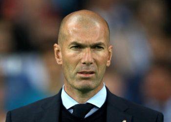 File photo dated 26-05-2018 of Zinedine Zidane.
