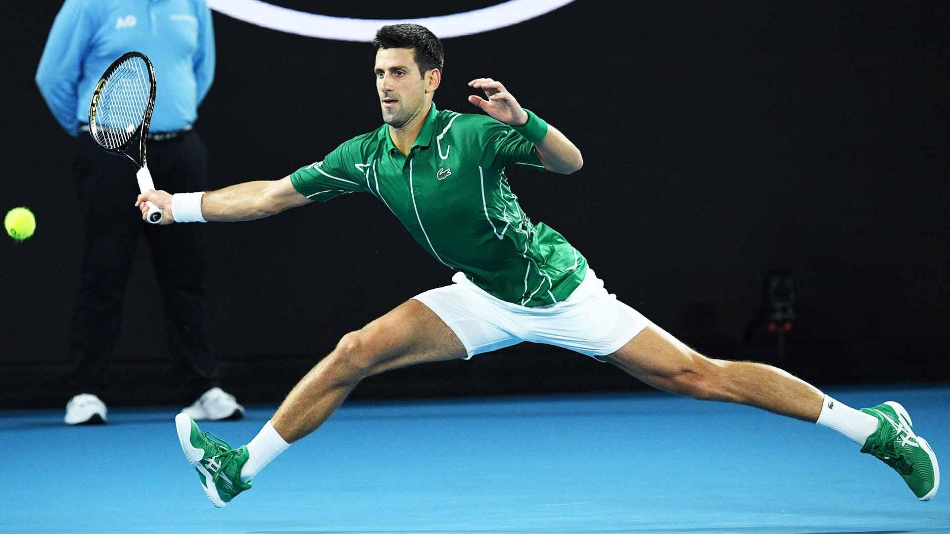 Australian Open. Ջոկովիչի մեկնարկը հաղթական էր