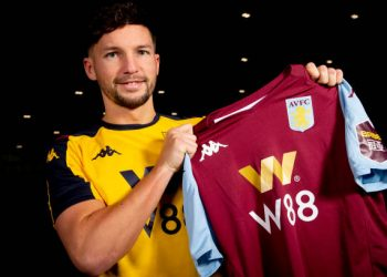 BIRMINGHAM, ENGLAND - JANUARY 07: Danny Drinkwater of Aston Villa poses for a picture at Bodymoor Heath training ground on January 07, 2020 in Birmingham, England. (Photo by Neville Williams/Aston Villa FC via Getty Images)