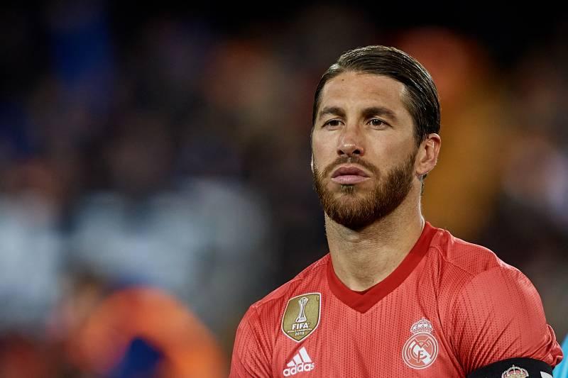 Ռամոսը Ռեալի մարզմանը մասնակցել է Բրայանտի մարզաշապիկով