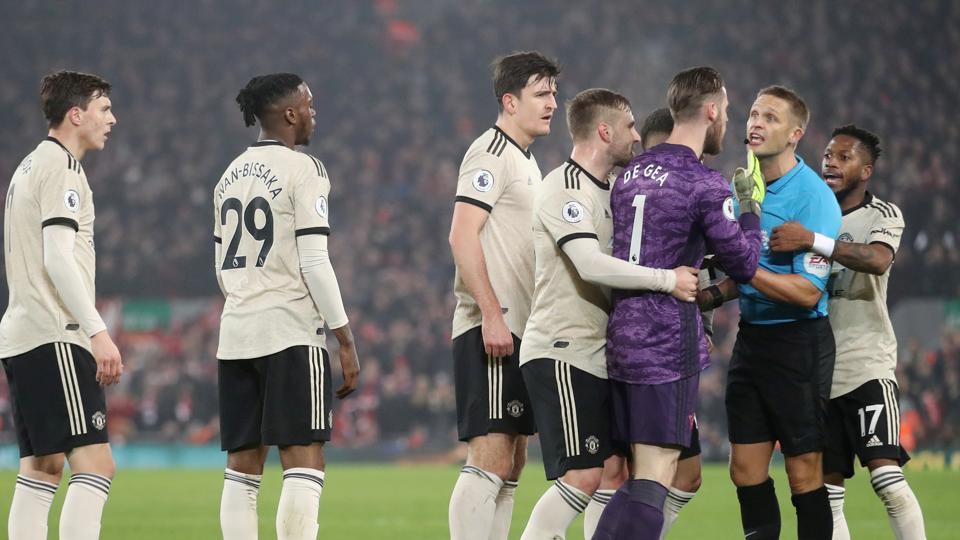 FA-ն ՄՅՈւ-ին մեղադրել է ֆուտբոլիստների անհարիր պահվածքի համար